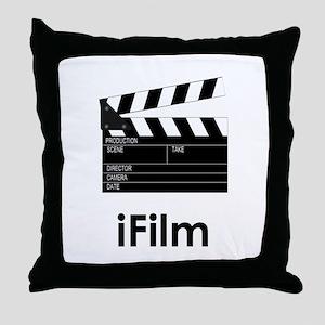 iFilm Throw Pillow
