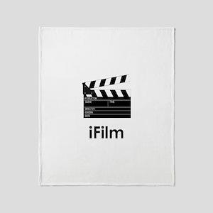 iFilm Throw Blanket