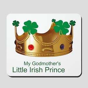 Irish Prince/Godmother Mousepad