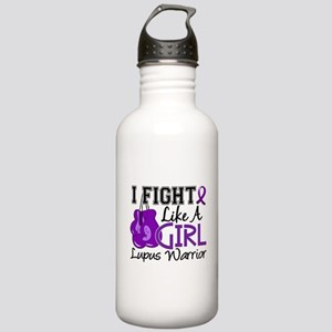 Licensed Fight Like a Stainless Water Bottle 1.0L