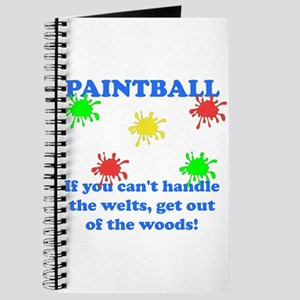 Paintball Welts Journal
