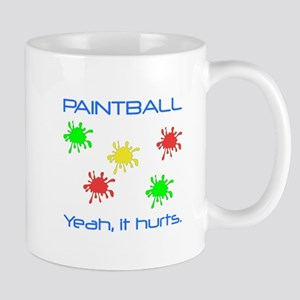 Paintball Hurts Mug