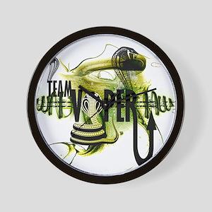Team Viper 2K11 Wall Clock
