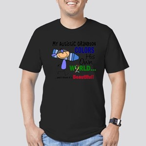 Colors Own World Autism T-Shirt