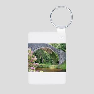 Brig O' Doon bridge, Alloway, Scotla Keychains