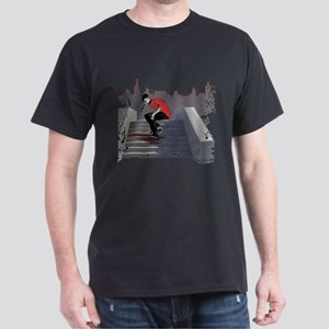 8 Stair Ollie Dark T-Shirt