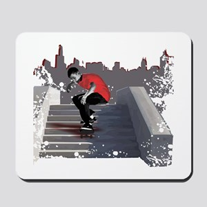 8 Stair Ollie Mousepad