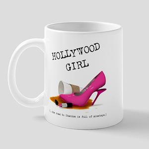 Hollywood Girl Mug