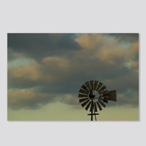 Stormy Sky Postcards (Package of 8)