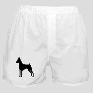 MinPin Silhouette Boxer Shorts