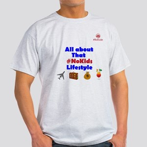 Lifestyle T-Shirt Assorted Colors