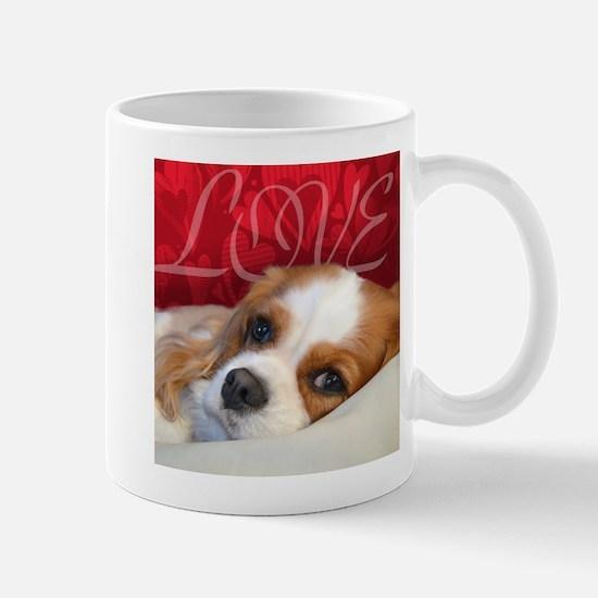 Cavalier King Charles Love Large Mugs