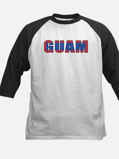 Guam Kids Baseball Jersey