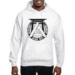 American Black Belt Academy Logo Blk & Wht Sweatsh