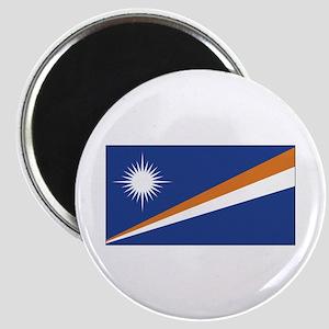 Marshall Flag Magnet