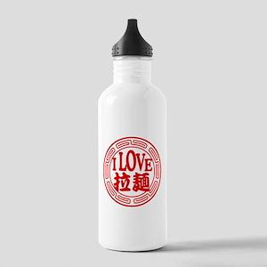 I LOVE RAMEN Stainless Water Bottle 1.0L