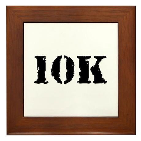 10K Framed Tile