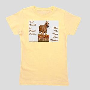 Golden Palomino Ash Grey T-Shirt
