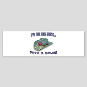 SECEDE AGAIN Sticker (Bumper)