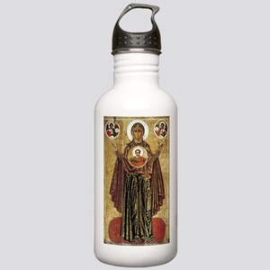 Holy Mary, Mother of God Stainless Water Bottle 1.
