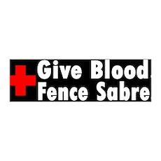 Blood Donation 42x14 Wall Peel