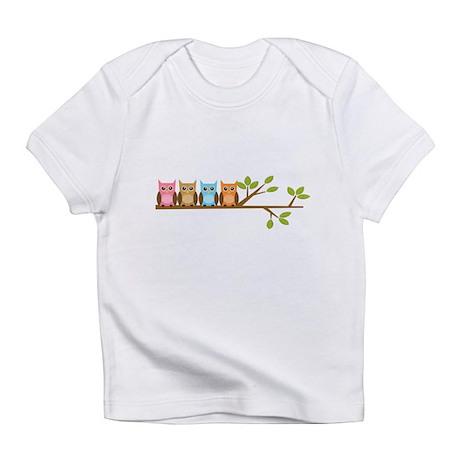 Four Owls Infant T-Shirt