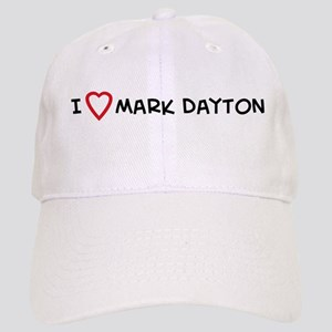 I Love Mark Dayton Cap