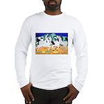 Appaloosa Horse Dance Long Sleeve T-Shirt