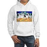 Appaloosa Horse Dance Hooded Sweatshirt