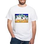 Appaloosa Horse Dance White T-Shirt