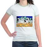 Appaloosa Horse Dance Jr. Ringer T-Shirt