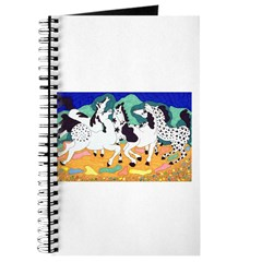 Appaloosa Horse Dance Journal