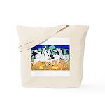 Appaloosa Horse Dance Tote Bag