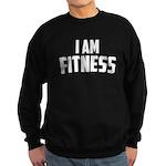 I am Bikini Sweatshirt (dark)