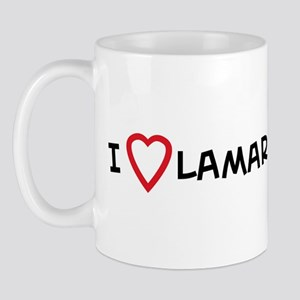I Love Lamar Alexander Mug