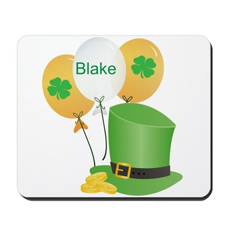 Blake Lucky Irish Mousepad