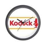WTD: Koduck Wall Clock