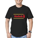 WTD: Koduck Men's Fitted T-Shirt (dark)