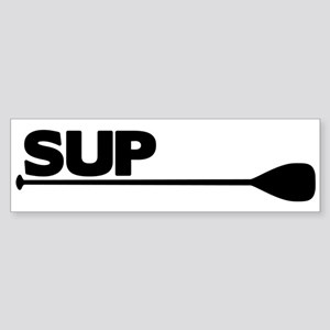 SUP Paddle Sticker (Bumper)