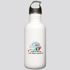 Stork Baby Italy Canada Stainless Water Bottle 1.0