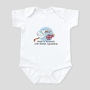 Stork Baby UK Australia Infant Bodysuit