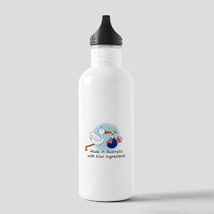 Stork Baby NZ Australia Stainless Water Bottle 1.0