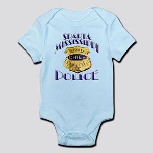 Sparta Police Chief Infant Bodysuit