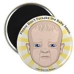 Baby Jesus Magnet