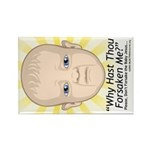 Baby Jesus Rectangle Magnet (100 pack)