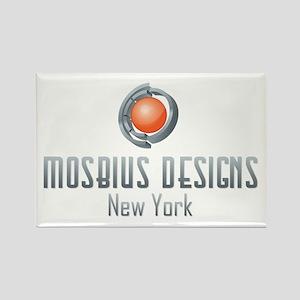 Mosbius Designs Rectangle Magnet