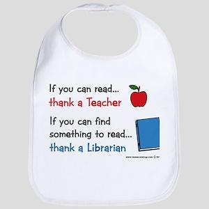 Teacher...Librarian Bib