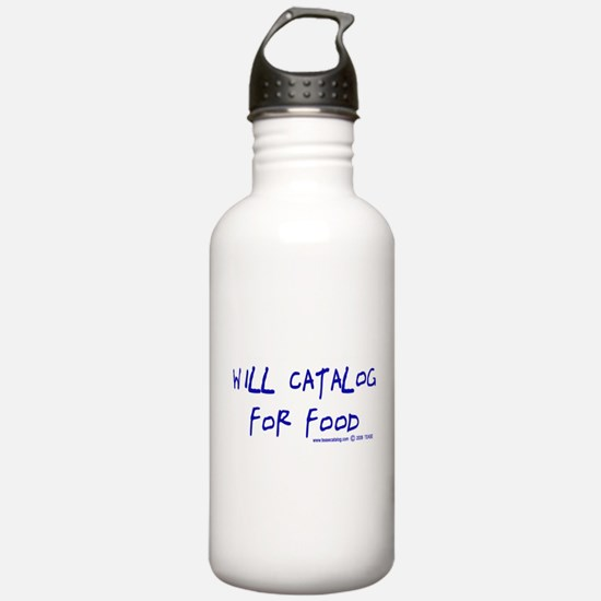 Will Catalog For Food Water Bottle