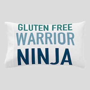 Gluten Free Warrior Ninja Pillow Case