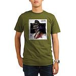 Zombie Circus Organic Men's T-Shirt (dark)